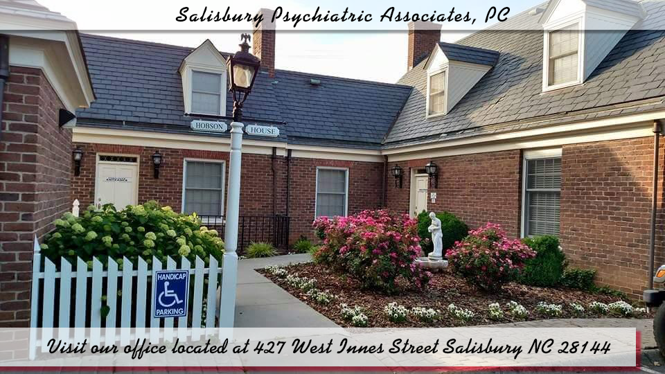 Salisbury Psychiatric Associates, PC -office exterior